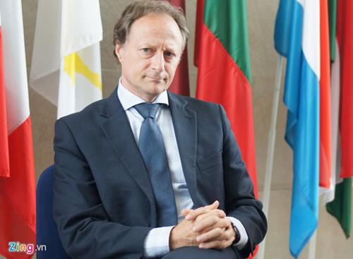 Đại sứ EU tại VN: Chưa thể đoán trước tác động của Brexit - Ảnh 1