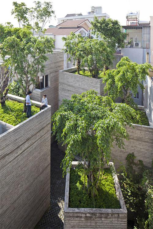 Ngắm những công trình kiến trúc Việt Nam lọt vào top đẹp nhất thế giới - Ảnh 7