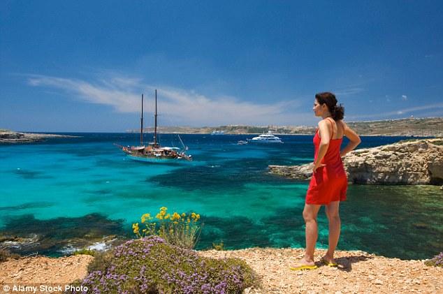 Những bức hình khiến bạn muốn bay tới Malta ngay trong mùa hè này - Ảnh 9