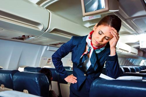 14 điều bạn chưa biết về nghề tiếp viên hàng không - Ảnh 12