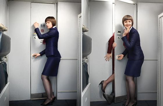 14 điều bạn chưa biết về nghề tiếp viên hàng không - Ảnh 9