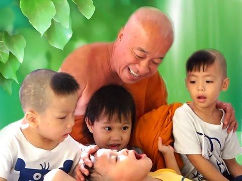 Tấm lòng nhân ái của vị sư trụ trì xây tổ ấm cho trẻ em lang thang - Ảnh 1