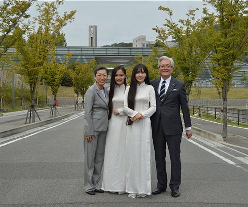 Vừa xinh đẹp lại học giỏi, đây là 3 du học sinh Việt nổi tiếng nhất Nhật Bản - Ảnh 5