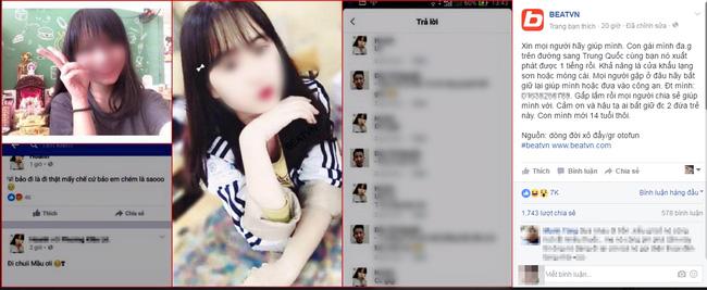 Đăng status giả vờ đi Trung Quốc, hai cô gái trẻ hứng gạch đá vì sống ảo - Ảnh 1