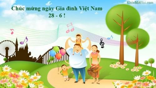 Những lời chúc hay, ý nghĩa cho ngày Gia đình Việt Nam - Ảnh 1