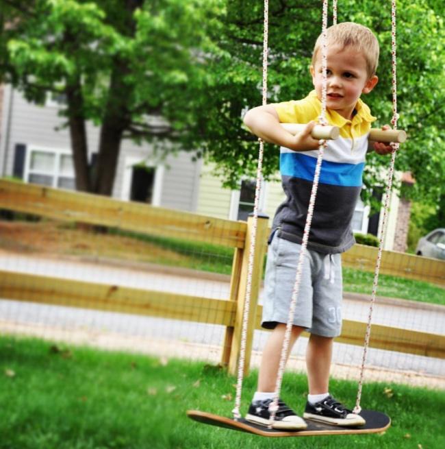 15 trò chơi tuyệt vời cha mẹ có thể thỏa sức cùng bé vui chơi trong ngày hè - Ảnh 12