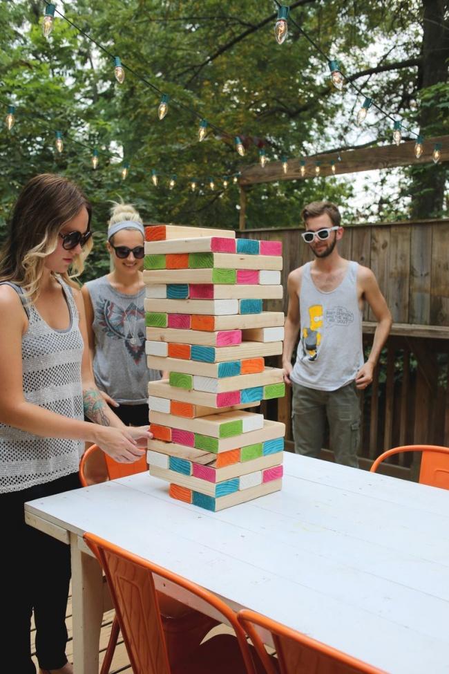 15 trò chơi tuyệt vời cha mẹ có thể thỏa sức cùng bé vui chơi trong ngày hè - Ảnh 5