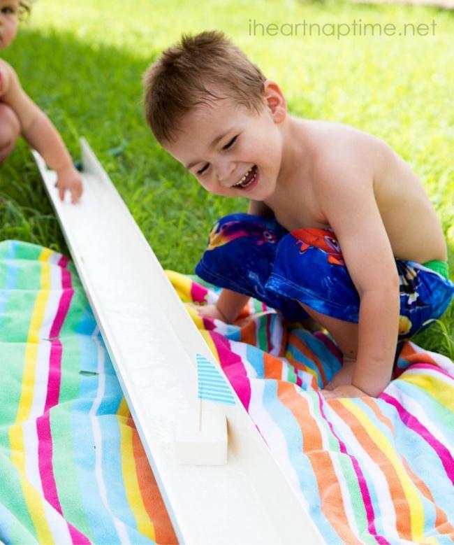 15 trò chơi tuyệt vời cha mẹ có thể thỏa sức cùng bé vui chơi trong ngày hè - Ảnh 6