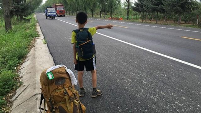 Người cha dùng 300 nghìn đồng với hành trình 700km để dạy con trai cách sống - Ảnh 6