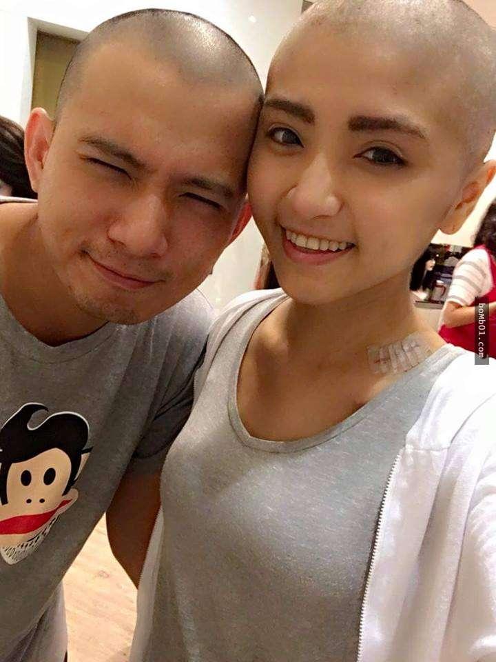 Hành động bất ngờ của chồng khi phát hiện cô vợ xinh đẹp bị ung thư - Ảnh 4