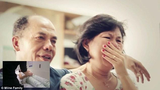 """Cặp đôi làm video thông báo có thai để """"trừng phạt"""" bố mẹ - Ảnh 2"""