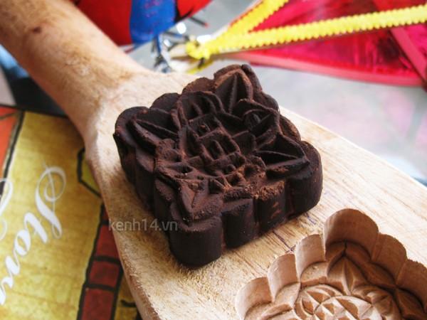 Cách làm bánh trung thu Truffle phô mai, bánh dẻo lá dứa nhân dừa - Ảnh 2