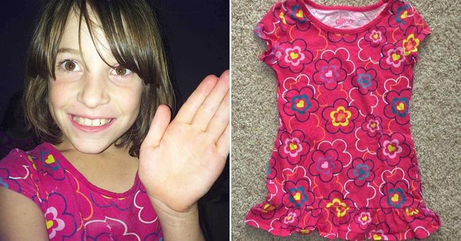 Cô bé tự kỷ nhận được 78 chiếc áo sau 5 năm mơ ước - Ảnh 2
