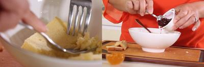 Khéo tay làm bánh dẻo vị hoa quả đãi cả nhà mùa Trung thu - Ảnh 2