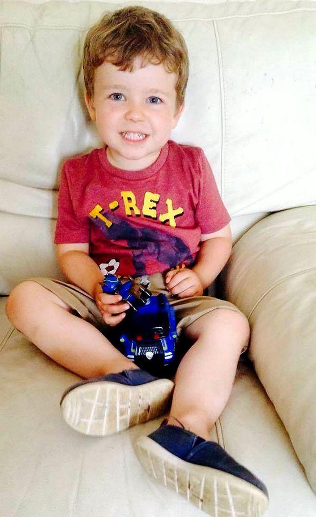 Xót xa cậu bé 3 tuổi đột tử sau câu nói: Chúc mẹ ngủ ngon - Ảnh 3