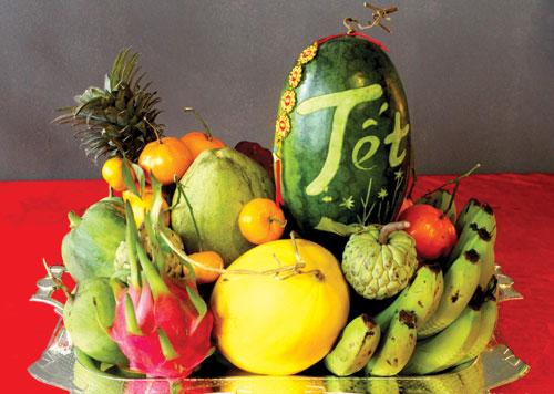 Ý nghĩa các loại quả trong mâm cỗ Trung thu - Ảnh 2
