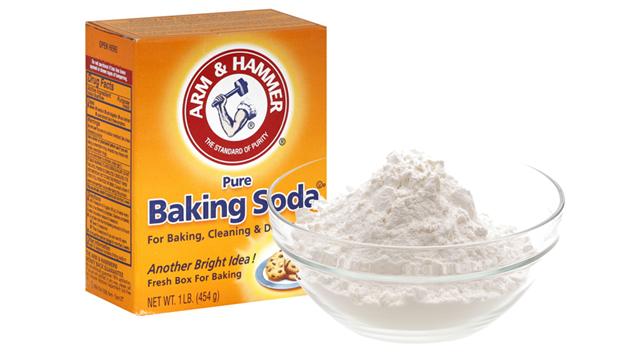 Công dụng ít biết của baking soda trong làm đẹp - Ảnh 1