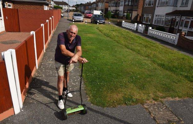 Chuyện thật như đùa: Bị kiện chỉ vì tự ý cắt cỏ, sơn hàng rào trước cửa nhà mình - Ảnh 2