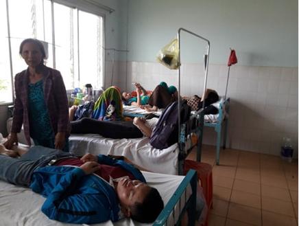 Gần 50.000 trường hợp mắc sốt xuất huyết trên cả nước - Ảnh 1