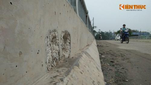 Thêm nghi vấn cầu bê tông cốt xốp ở Hà Nội đầu tư 65 tỷ - Ảnh 2