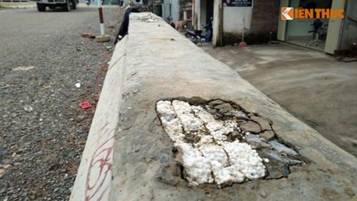 Thêm nghi vấn cầu bê tông cốt xốp ở Hà Nội đầu tư 65 tỷ - Ảnh 3
