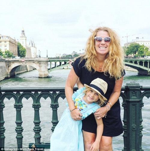 Bỏ việc để đưa con đi du lịch vòng quanh thế giới, bà mẹ trẻ phát hiện ra bí mật - Ảnh 5