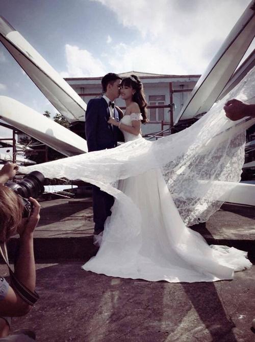 'Quên mình' vì nghệ thuật: Nếu anh chụp ảnh cưới đứng số 2 thì không ai số 1 - Ảnh 12
