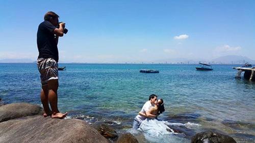 'Quên mình' vì nghệ thuật: Nếu anh chụp ảnh cưới đứng số 2 thì không ai số 1 - Ảnh 4