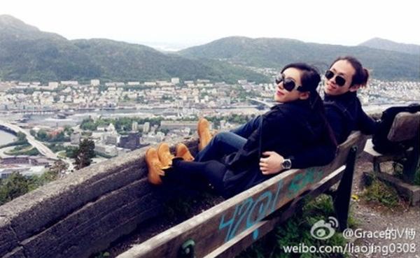 Vợ đại thiếu gia Trung Quốc: Gia thế 'khủng' lại còn đẹp như người mẫu - Ảnh 13