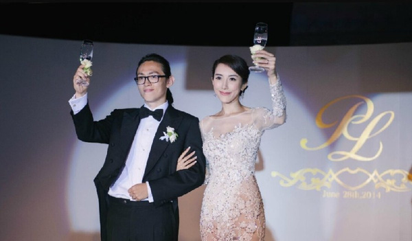 Vợ đại thiếu gia Trung Quốc: Gia thế 'khủng' lại còn đẹp như người mẫu - Ảnh 3