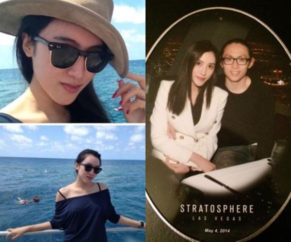 Vợ đại thiếu gia Trung Quốc: Gia thế 'khủng' lại còn đẹp như người mẫu - Ảnh 5