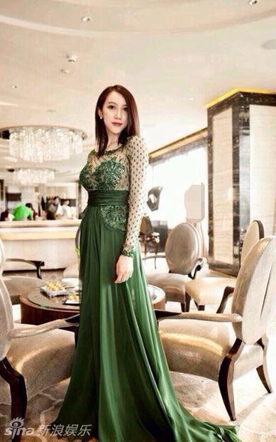 Vợ đại thiếu gia Trung Quốc: Gia thế 'khủng' lại còn đẹp như người mẫu - Ảnh 6