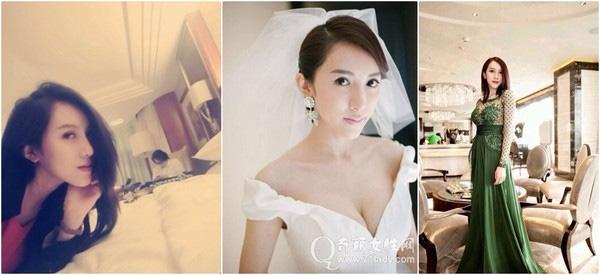 Vợ đại thiếu gia Trung Quốc: Gia thế 'khủng' lại còn đẹp như người mẫu - Ảnh 10