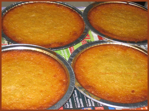 Cách làm bánh sắn dừa nướng thơm ngậy ngon mê ly - Ảnh 4