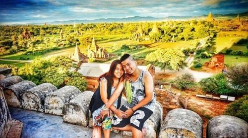 Màn thách cưới đặc biệt: Đi qua 20 nước mới về chung một nhà - Ảnh 1