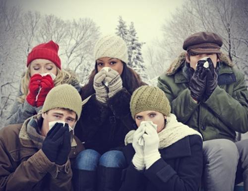 Cách bảo vệ cơ thể bạn vào mùa đông - Ảnh 1