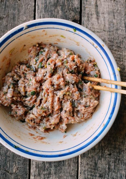 Cách làm xíu mại tôm thịt hấp đúng vị của Trung Hoa - Ảnh 4