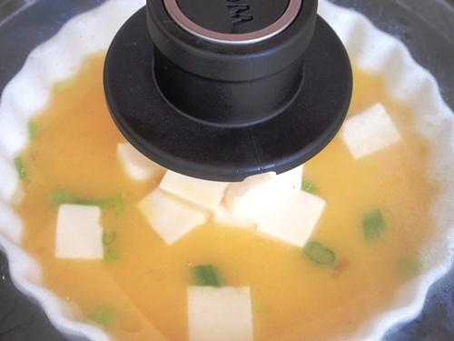 Trứng hấp đậu phụ non – khúc biến tấu tuyệt vời của trứng - Ảnh 6