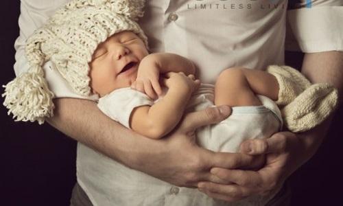 Mẹo chăm sóc bé dưới một tuổi vào mùa đông - Ảnh 1