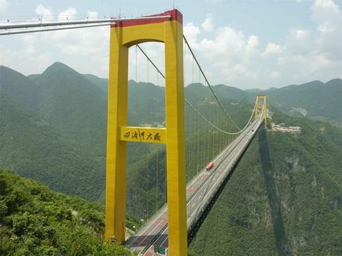 15 cây cầu điên rồ và đáng sợ nhất thế giới – Phần 1 - Ảnh 14