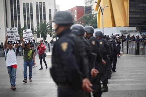 Bê bối tình dục trong lực lượng vũ trang Mexico - Ảnh 1