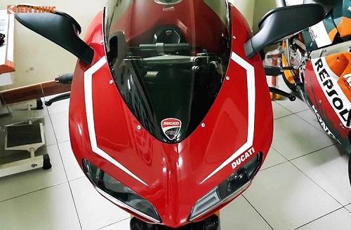 """Siêu môtô tiền tỷ Ducati 1198S """"độ hết bài"""" tại Việt Nam - Ảnh 3"""