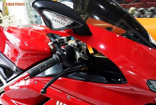 """Siêu môtô tiền tỷ Ducati 1198S """"độ hết bài"""" tại Việt Nam - Ảnh 6"""
