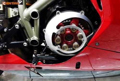 """Siêu môtô tiền tỷ Ducati 1198S """"độ hết bài"""" tại Việt Nam - Ảnh 7"""