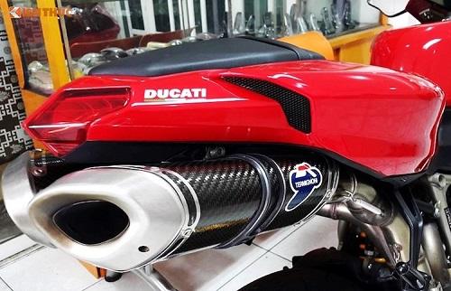 """Siêu môtô tiền tỷ Ducati 1198S """"độ hết bài"""" tại Việt Nam - Ảnh 9"""