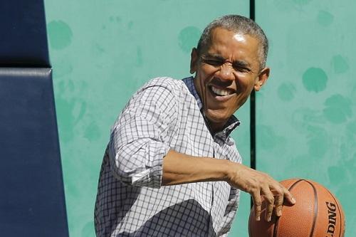 6 cách tự chăm sóc bản thân khi bị stress của tổng thống Mỹ Obama - Ảnh 1
