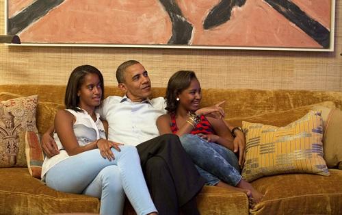 6 cách tự chăm sóc bản thân khi bị stress của tổng thống Mỹ Obama - Ảnh 2