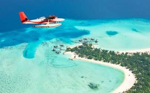 Bất ngờ với hai mặt đối lập của thiên đường Maldives - Ảnh 1