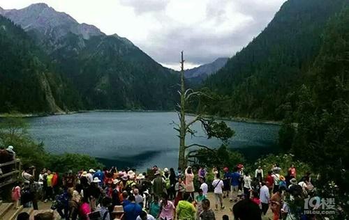 Đến Cửu Trại Câu du lịch để biết được đó có thật là thiên đường - Ảnh 1