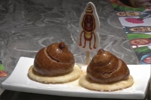 """Nhà hàng nổi tiếng với những món ăn ngon """"tượng hình"""" kì quái nhất - Ảnh 4"""